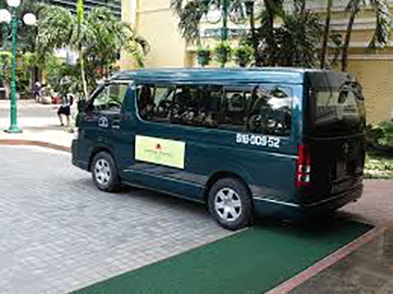 Free City Shuttle Bus